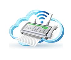 Отправка и прием факсов через Интернет